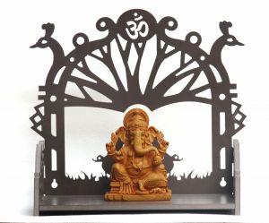 wall stand for god idols
