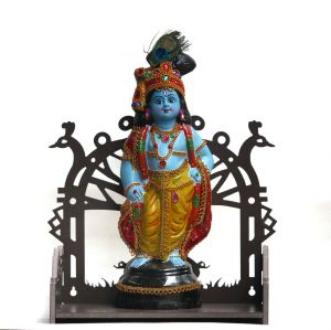 Wooden Stand for God Idols