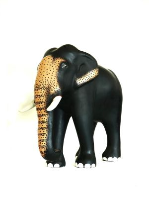 Elephant Statue in Fibre