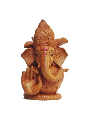 Kalash Shaped Ganesha Idol