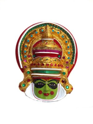 Kathakali Mask Wall Hanging
