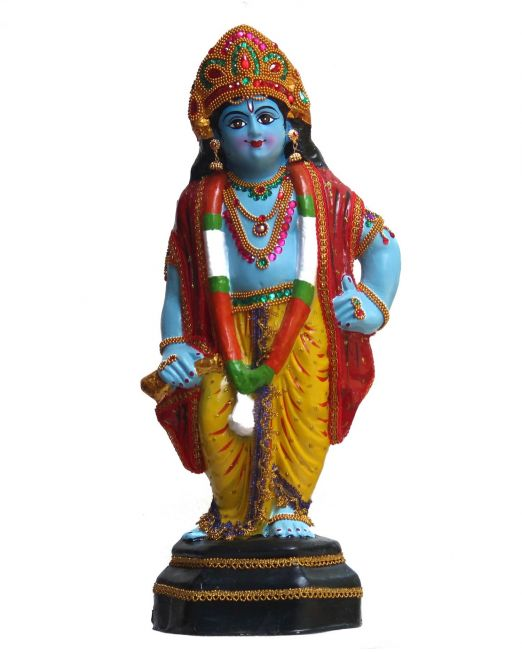 Vithoba Krishna Idol big