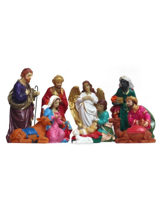 Christmas Nativity Crib set